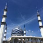 モスクに行きました。