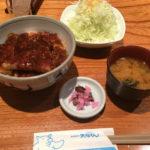がっつり味噌カツ丼( ´ ▽ ` )ノ