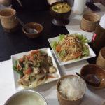 タイ料理が