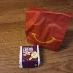 ひさびさのジャンクフードマック買っちゃいました!!