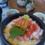 海鮮丼~♪