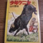 山川惣治さんの少年ケニア17巻。