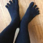 五本指靴下☆