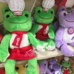 コックバージョン  pickles the frog