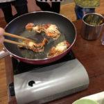 タイ料理教室へ。。。