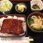 川崎の鰻丼と断捨離とタイ古式マッサージ