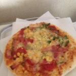 手作りピザにハマる。