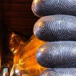涅槃仏が好きです。
