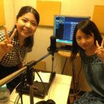 ラジオ番組収録(^ω^)