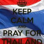 Pray for Thailand.