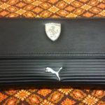 PUMA×フェラーリの財布