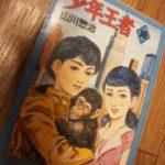 山川惣治さんの少年王者10巻です!