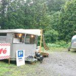 檜原村 トレーラーカフェ かなかな
